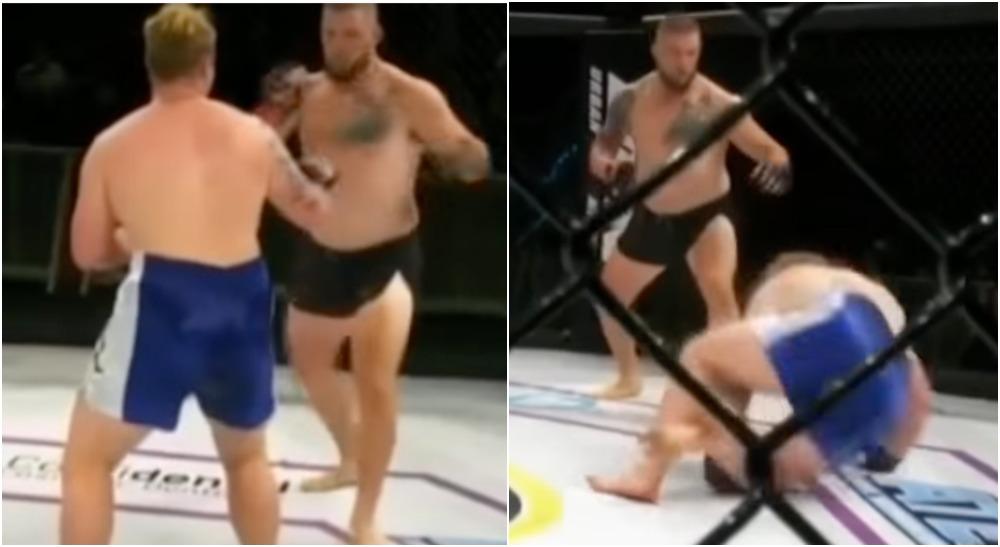 Sparken på vaden screenshot MMA