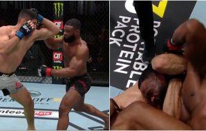 Vicente Luque Tyron Woodley UFC 260