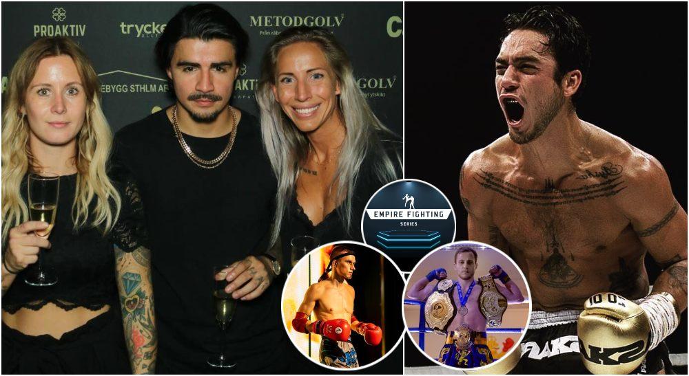 Empire Fighting Series (Sanny Dahlbeck, Kim Falk, Filiph Waldt (Stefan Romare)