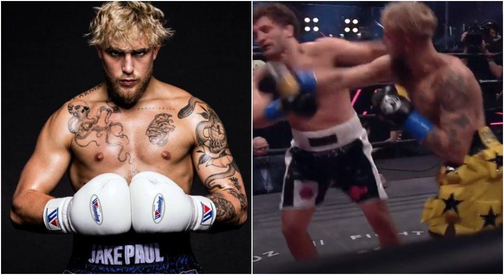 """MMA-världen reagerar på Jake Paul vs Ben Askren: """"Allting är Pro Wrestling!"""""""