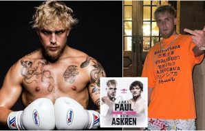 Jake Paul Ben Askren (IG @JakePaul)