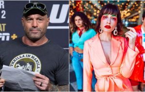Joe Rogan Podcast (© Gary A. Vasquez-USA TODAY Sports)