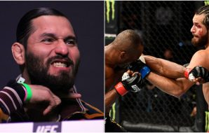Jorge Masvidal, Kamaru Usman, © Clayton Freeman/Flor, UFC, US Sport TODAY