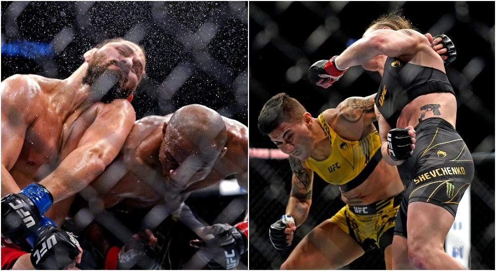 "Knockoutfest på UFC 261 – ""Det var den galnaste galan någonsin"""