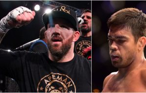 Ryan Bader, Lyoto Machida © Jason Silva, Matthew O'Haren-USA TODAY Sports