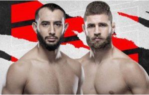 UFC Vegas 25, Dominick Reyes, Jiri Prochazka