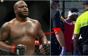 UFC Derrick Lewis (© Jerome Miron-USA TODAY Sports)