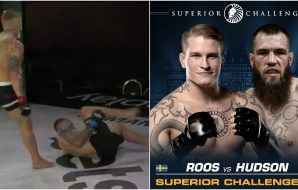 Superior Challenge 22_ Roos vs Hudson