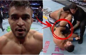 UFC 262 Andre Muniz Ronaldo Souza