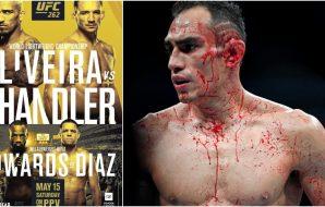 UFC 262 Stephen R. Sylvanie-USA TODAY Sports