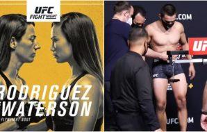UFC Vegas 26