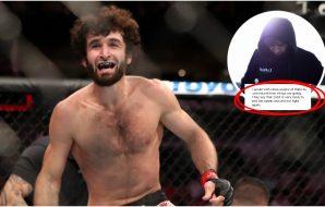 UFC Zabit Magomedsharipov (© Kevin Jairaj-USA TODAY Sports)