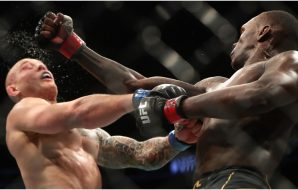 Israel Adesanya Marvin Vettori UFC 263 (USA Today Sports)