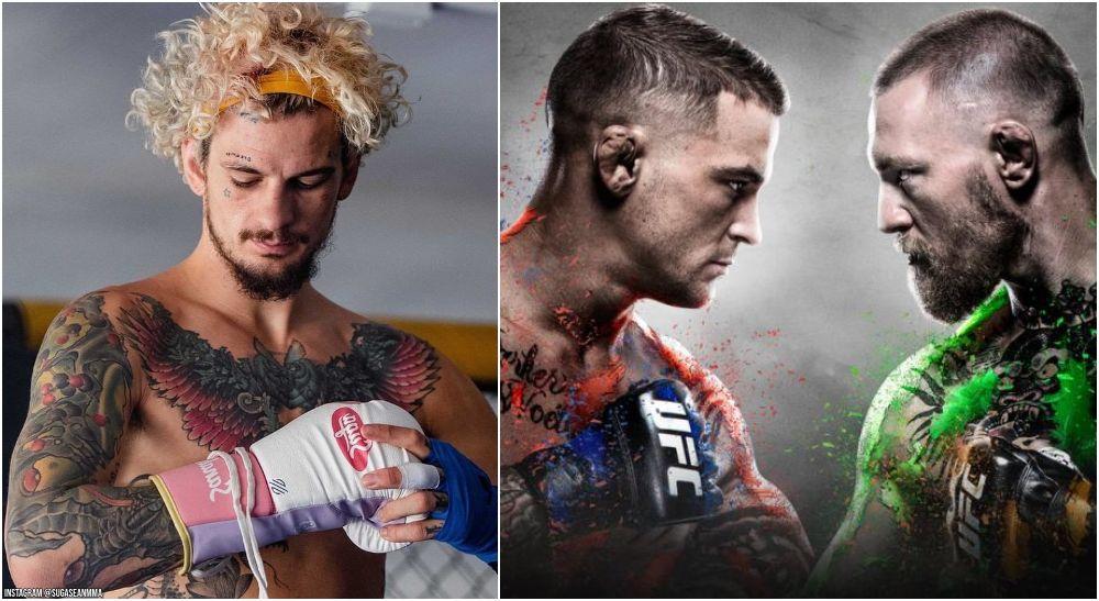 Sean O'Malley UFC 264 Louis Smolka (Instagram_ @SugaSeanMMA)