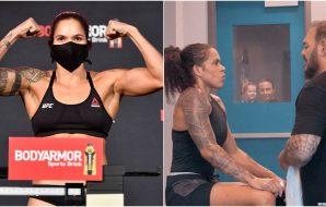 Amanda Nunes, UFC 265