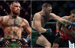 Conor McGregor, Dustin Poirier, UFC 264
