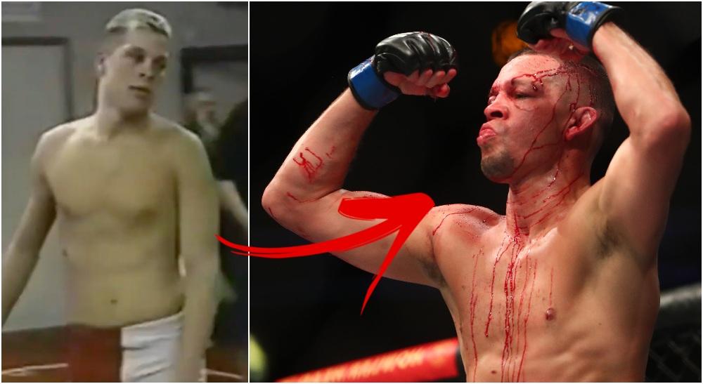 Nate Diaz MMAnytt (USA Today Sports)