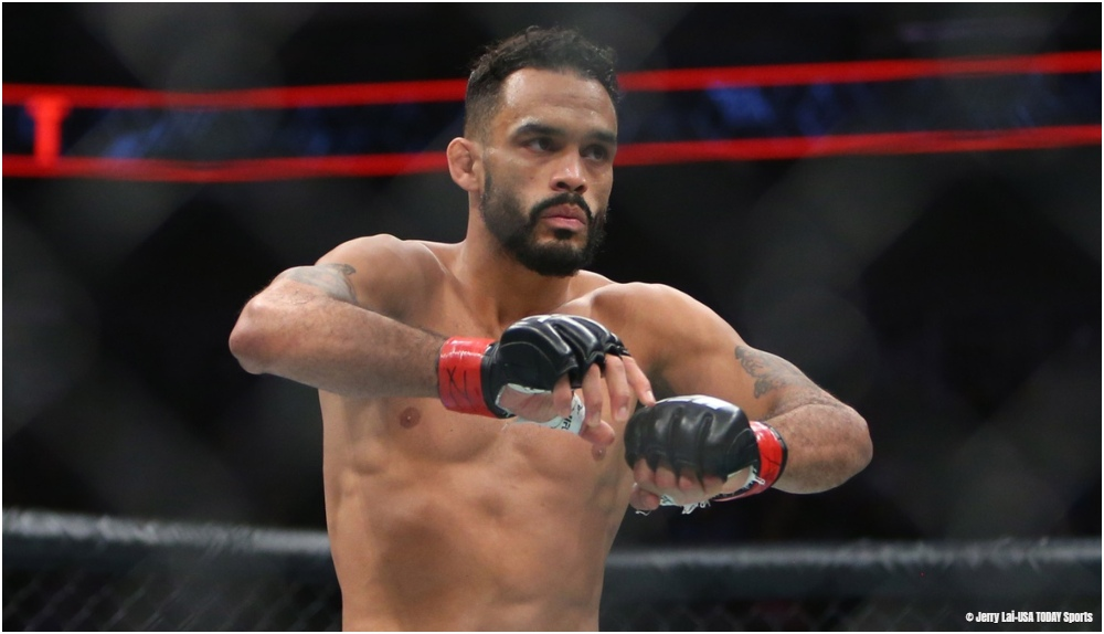 Rob Font © Jerry Lai-USA TODAY Sports