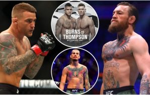 UFC 264, Conor McGregor, Dustin Poirier