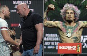 UFC 264, Conor McGregor, Sean O'Malley