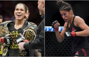 UFC 265, Amanda Nunes, Julianna Pena