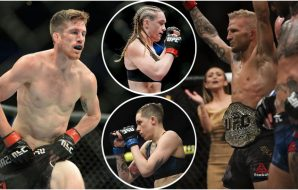 UFC Vegas 32, Cory Sandhagen, T.J. Dillashaw
