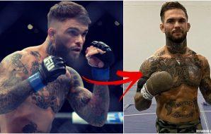 Cody Garbrandt Kai Kara-France UFC (USA Today Sports + IG @Cody_NoLove)