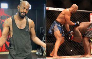 Jon Jones, Ciryl Gane, Derrick Lewis, UFC 265