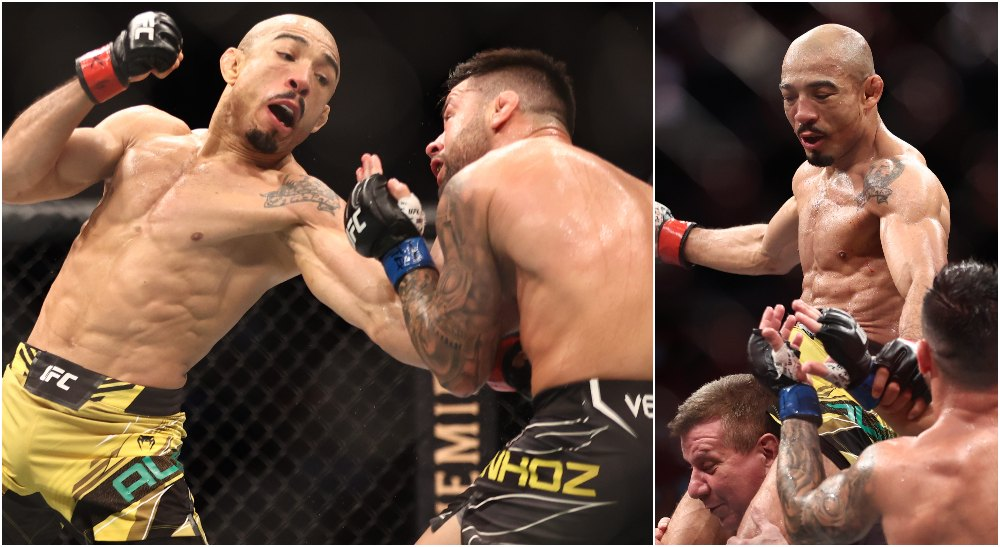 Jose Aldo UFC 265 MMAnytt (© Troy Taormina-USA TODAY Sports)