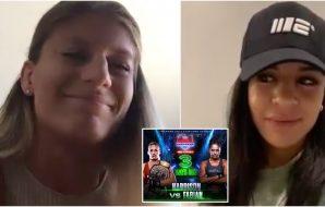 Kayla Harrison Genah Fabian PFL MMA