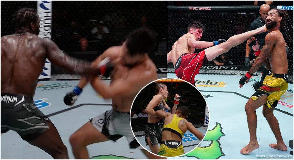 UFC Vegas 34 Jared Cannonier Bea Malecki