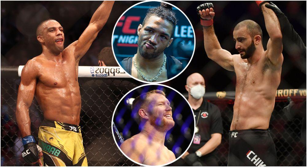 UFC Vegas 35