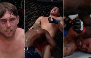 Darren Till Derek Brunson UFC Vegas 36