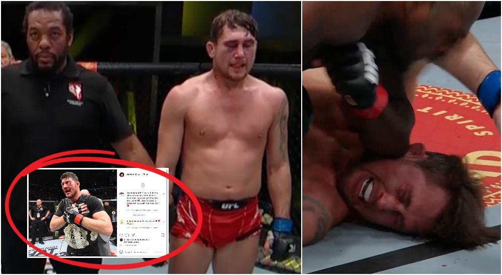 Darren Till Michael Bisping UFC