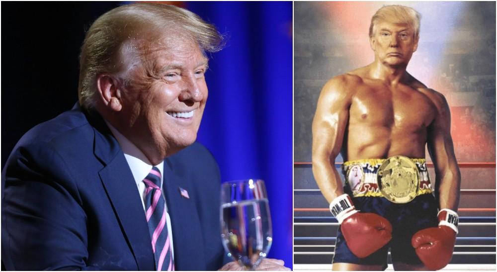 Donald Trump (© Michael Chow_The Republic via Imagn Content Services, LLC)