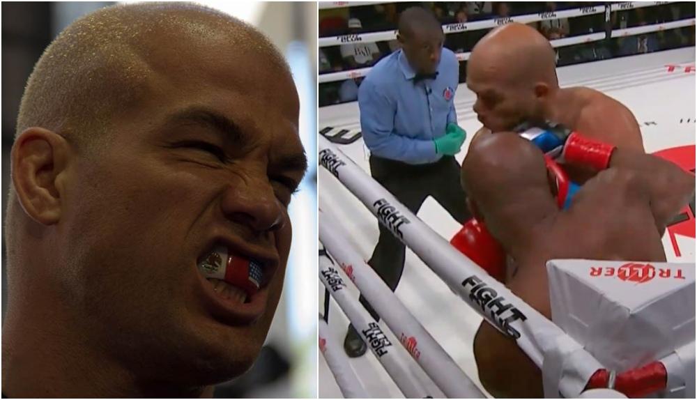 Tito Ortiz anklagar Anderson Silva för fusk – raderar inlägget direkt