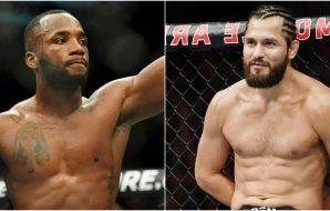 MMAnytt UFC Leon Edwards Jorge Masvidal (© Stephen R. Sylvanie-USA TODAY Sports)
