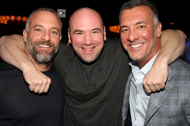 Kvällssvepet: De nya ägarna har tagit över UFC