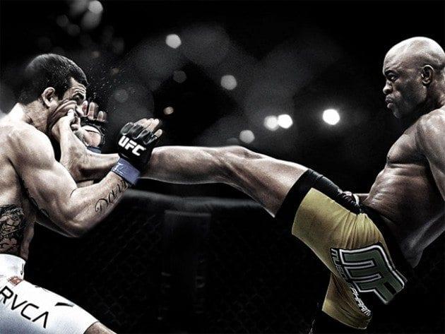 Uppgifter: Anderson Silva möter Vitor Belfort på UFC 212