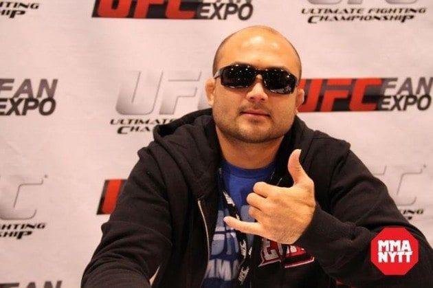 BJ Penn ryktas möta Dennis Siver på UFC 197