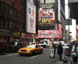 Fredagsfrågan: Vilka MMA-matcher vill du se äga rum i New York?