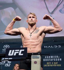 Alexander Gustafsson UFC 192 2015 MMAnytt 2015 Foto Mazdak Cavian UFC_-75