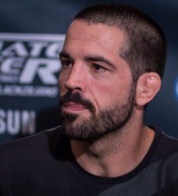 UFC 189 matt brown Las Vegas Mixed martial arts MMAnytt 2015 Foto Mazdak Cavian-13