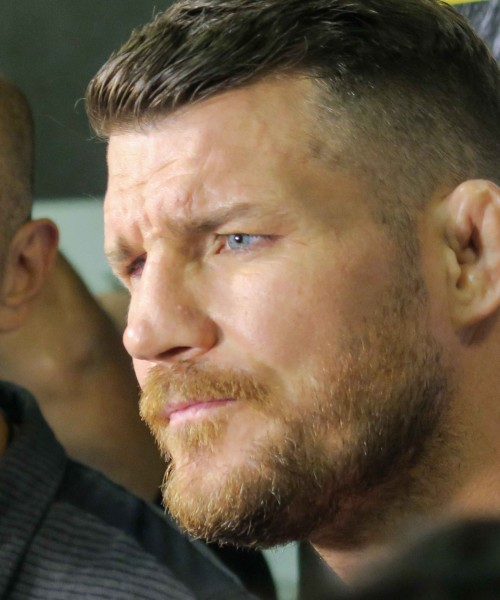 UFC 199 Michael Bisping Open Workouts Close-13